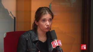 Aurore Bergé sur RFI le 22 janvier 2018.