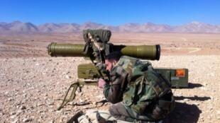 Les Balkans ont vendu plus d'1,2 milliard d'armes et de munitions de bonne qualité et bon marché au Moyen Orient pour armer leurs alliés en Syrie.