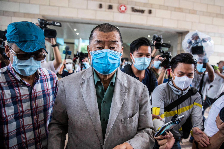 Le magnat de la presse pro-démocratie hongkongais Jimmy Lai a été acquitté concernant une altercation de 2017, ce 3 septembre 2020.