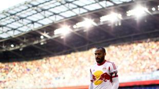 Le 23 novembre 2014, Thierry Henry a disputé le dernier match de sa carrière avec le maillot des Rd Bulls de New York.