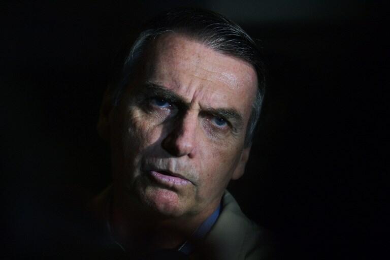 ژئیر بُولسُنَرو نامزد نئوفاشیست ریاست جمهوری برزیل