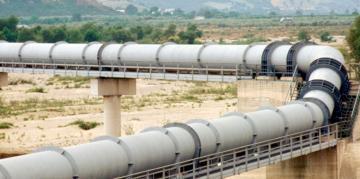 希臘 ̖ 以色列 ̖ 塞浦路斯三國2020年1月2日周四簽署東地中海天然氣管線項目協議 (想象圖)/ La Grèce, Chypre et Israël ont signé ce jeudi 2 janvier 2020 l'accord sur le gazoduc EastMed (image d'illlustration).
