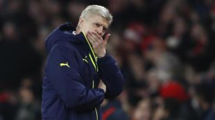 Kocha wa Arsenal, Arsene Wenger.