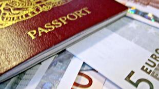 Detidos nigerianos com passaportes de Moçambique