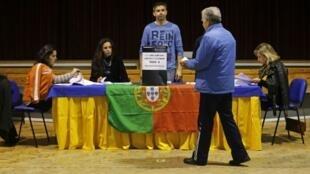 Eleição presidencial em Portugal