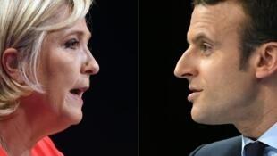 Deux candidats, deux programmes aux antipodes.