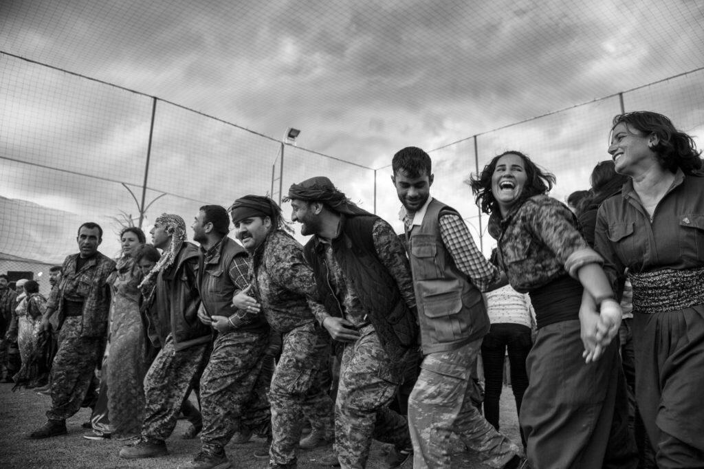 Kobane_Syria_2015_Maryam Ashrafi_BAYEUX_2021