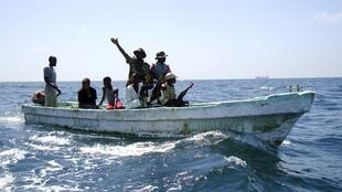 Kafin yanzu dai mashigin ruwan Aden gefen Somalia shi ne yankin Teku mafi hadari a Afrika.