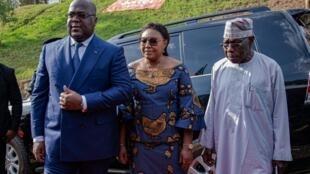La première dame de RDC, Denise Nyakeru Tshisekedi.