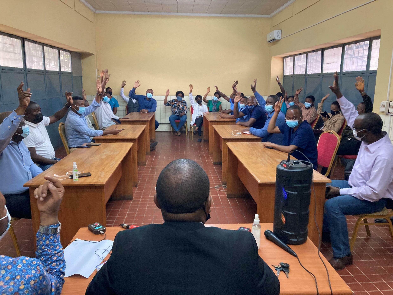 Grève hopital RDC Kintambo