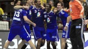 Les Bleus peuvent se réjouir, les voilà en finale pour la quatrième fois de leur histoire.