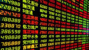 中国股市图片