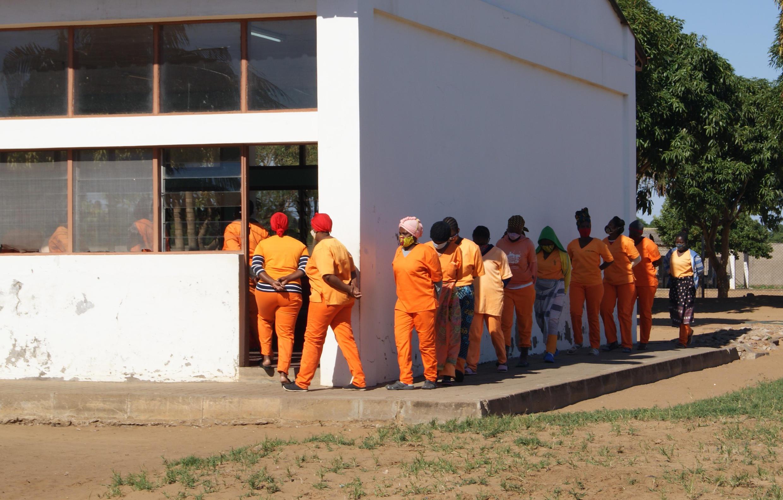 Estabelecimento Penitenciário Especial para Mulheres de Maputo, Moçambique, 16 de Junho de 2021.
