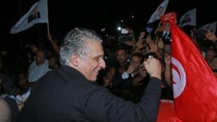 Le candidat à la présidentielle tunisienne Nabil Karoui a été libéré le 9 octobre 2019