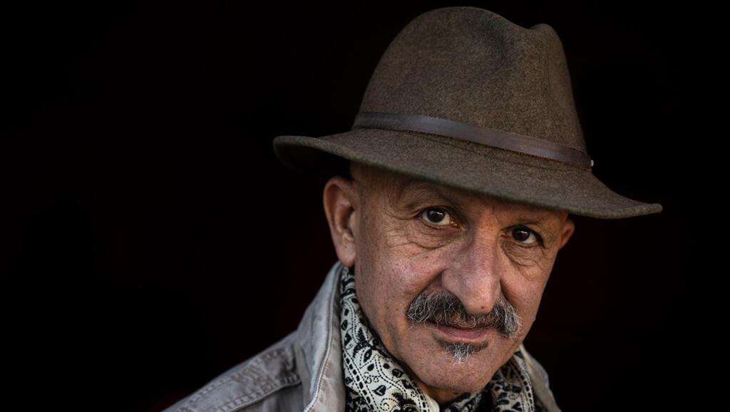 Reza, Grand Bivouac 2018.