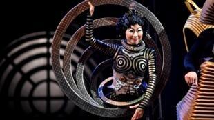 O Cirque du Soleil