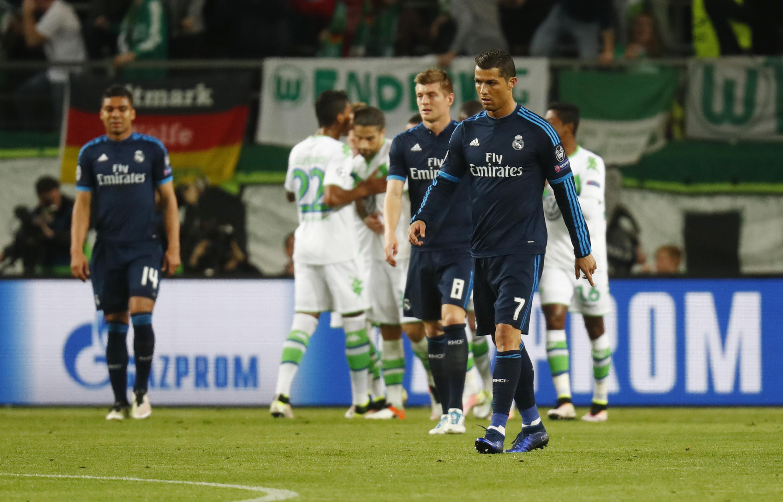 Wolfsburg ta doke Real Madrid a Volkswagen Arena