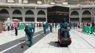 Masallacin Ka'abah a Saudiyya