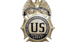 Insigne de la DEA.