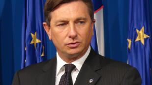 Borut Pahor.