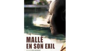 Affiche «Mallé en son exil», de Denis Gheerbrant.