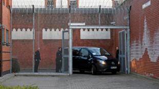 Тюрьма в Ноймюнстере (Германия), в которой с 26 марта содержался Карлес Пучдемон