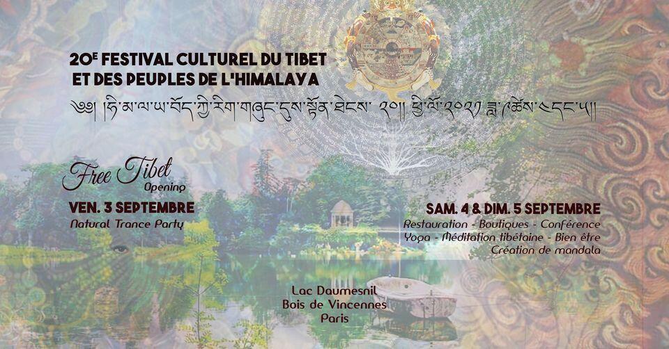 festival culturel du Tibet 2021