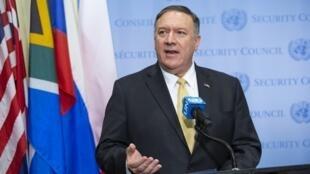 مایک پمپئو، وزیر امور خارجه آمریکا روز سهشنبه ۲۰ اوت/ ۲۹ مرداد از شورای امنیت سازمان ملل خواست تا تحریمهای تسلیحاتی علیه ایران را تمدید کند.