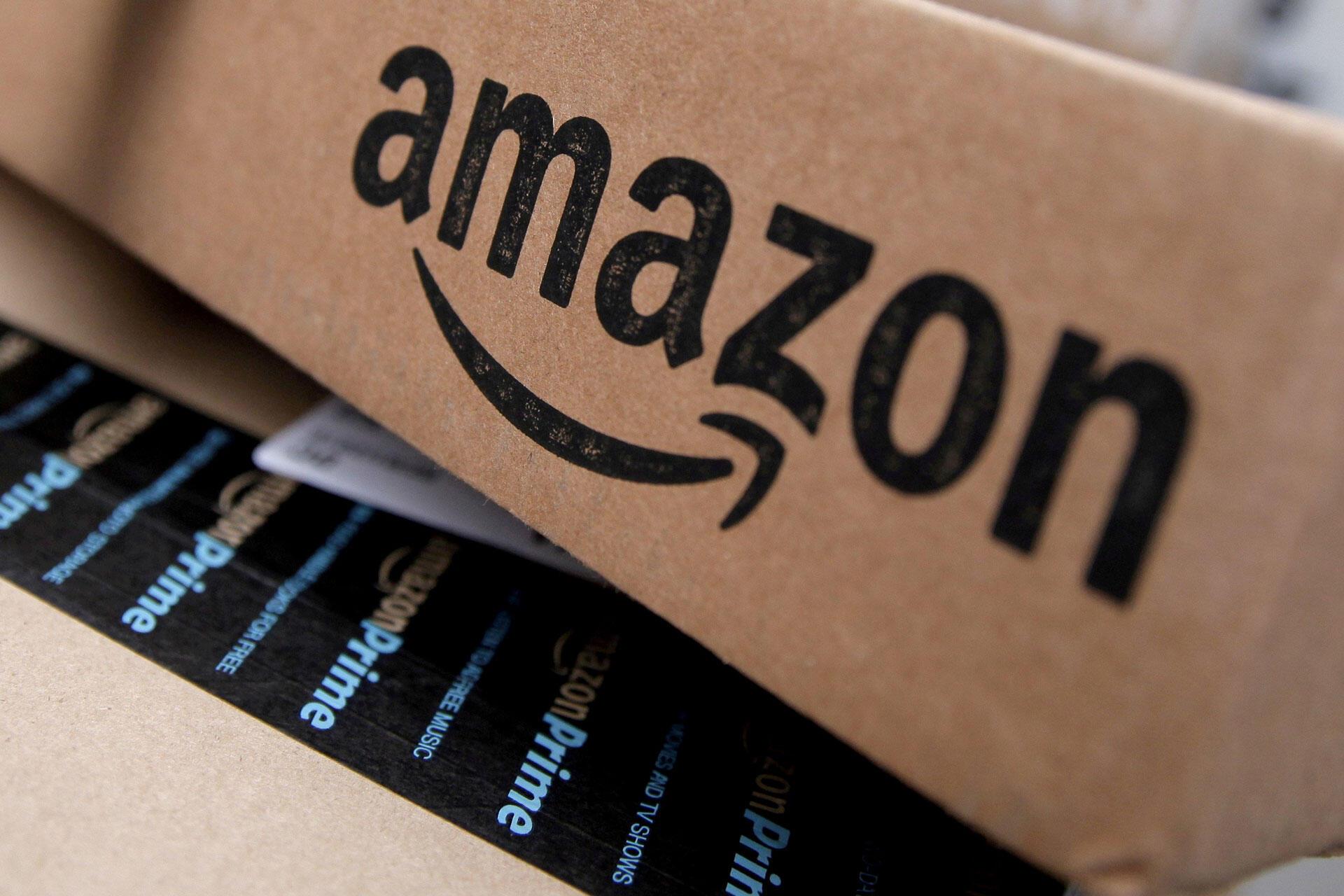 Amazon é um dos líderes da venda por internet no mundo.