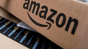 Amazon é um dos líderes da venda online no mundo