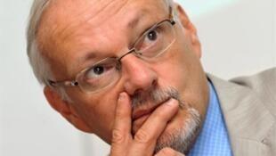 Jean-Michel Severino, président de l'Agence française du développement.