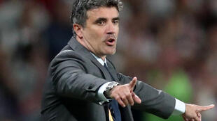 Zoran Mamic has been coach at Al Ain since 2017.