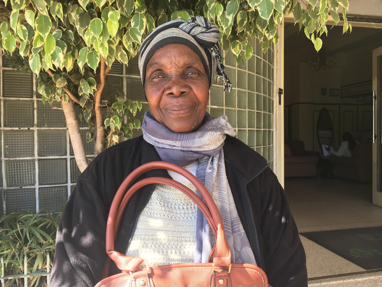 Beauty Ncube, Gukurahundi survivor, Bulawayo, Zimbabwe