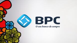 Logótipo do Banco de Poupança e Crédito de Angola