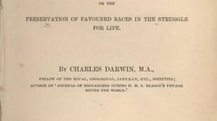 Origin of Species by Charles Darwin