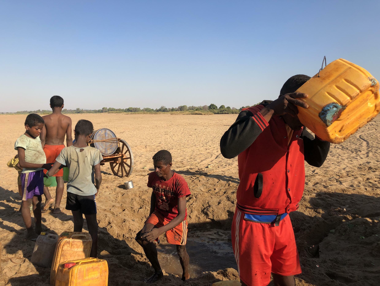 Fleuve Mandrare - Madagascar - RFI - eau - environnement