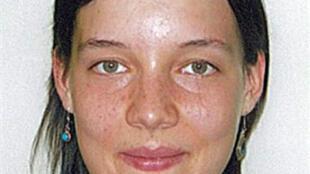 La Française Clothilde Reiss, arrêtée le 1er juillet à Téhéran.