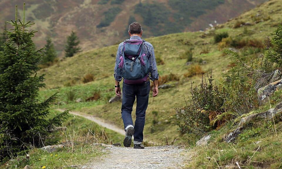 La façon de marcher a des conséquences sur nos muscles, nos ligaments, nos articulations.
