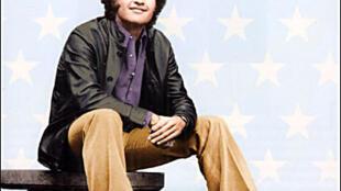 Ca sĩ Joe Dassin (Ảnh Wikipedia)
