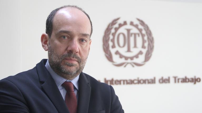 Vinicius Pinheiro, diretor da OIT (Organização Internacional do Trabalho) para América Latina e o Caribe