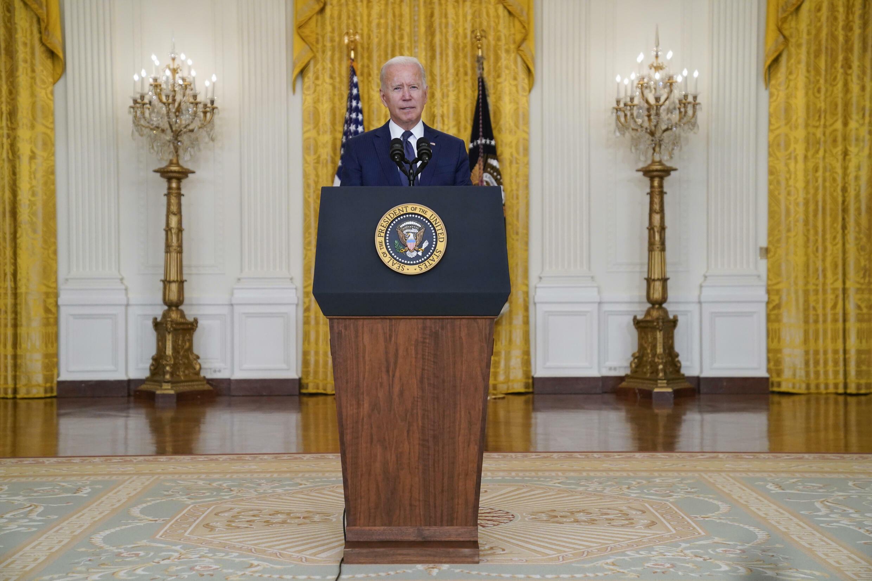 USA - Joe Biden - Maison Blanche AP21238777176191