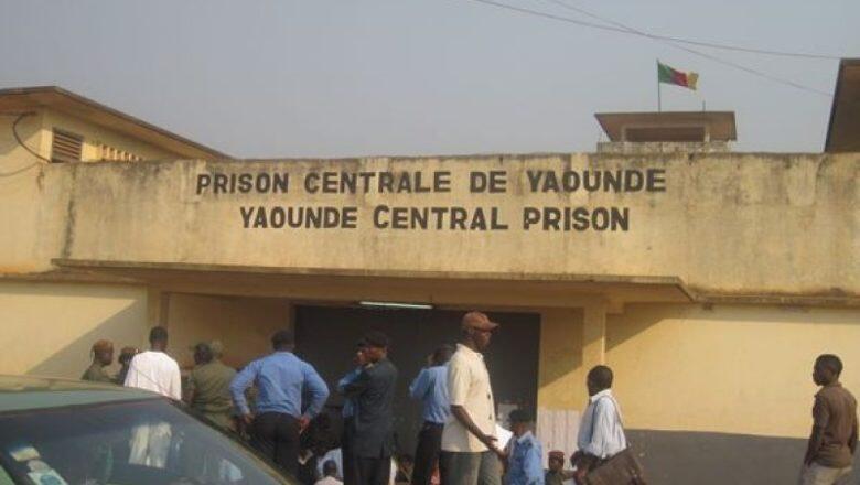 Gidan Yarin Kondengui da ke Yaounde babban birnin kasar Kamaru.