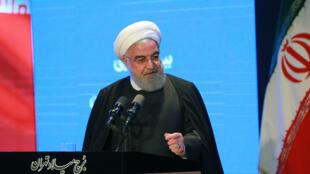Les États-Unis songeraient à renforcer leurs troupes au Moyen-Orient sans qu'il y ait pour autant de confirmation officielle alors que les tensions montent entre le président américain Donald Trump et le président iranien Hassan Rohani.