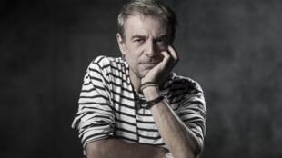 L'auteur et dessinateur français, Fabcaro