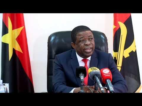 Paulo Pombolo com 57 anos de idade é o novo secretário-geral do MPLA
