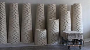 La fabrication du savon est l'une des avtivités traditionnelles de Naplouse