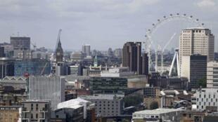 Địa ốc Luân Đôn. Ảnh minh họa.