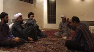 Scène du film «Iranien», de Mehran Tamadon.