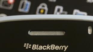 Il y a encore 5 ans, le Blackberry du canadien Rim était quasiment seul au monde sur le marché du téléphone intelligent.