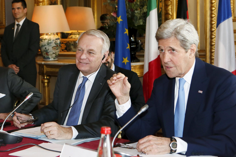 Ce dimanche, la France et les Etats Unis ont posé à leur tour leurs conditions: ils réclament de «vraies» négociations.